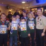 Bowling Winners 2013